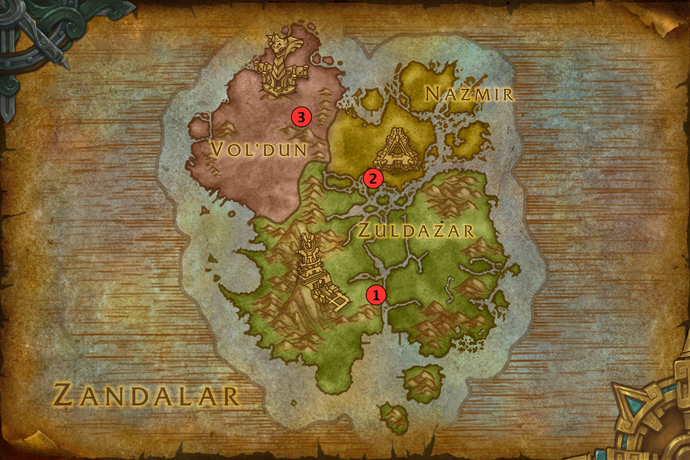 Midsummer Fire Festival 2019 Guide (BfA 8 2) - World of