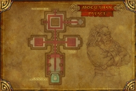 Mogu'shan Palace - Map - Throne of Ancient Conquerors