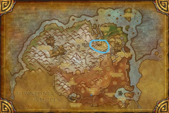 Dragon Soul Raid Location: Mogu'shan Vaults Raid Guides For World Of Warcraft