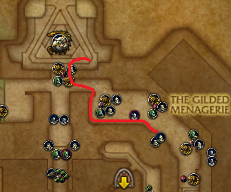 Mythic+ Rogue Shroud of Concealment Trash Skips Battle for Azeroth