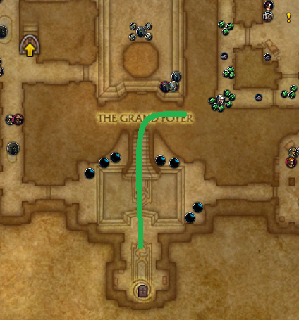 Mythic Rogue Shroud Of Concealment Trash Skips Battle For Azeroth