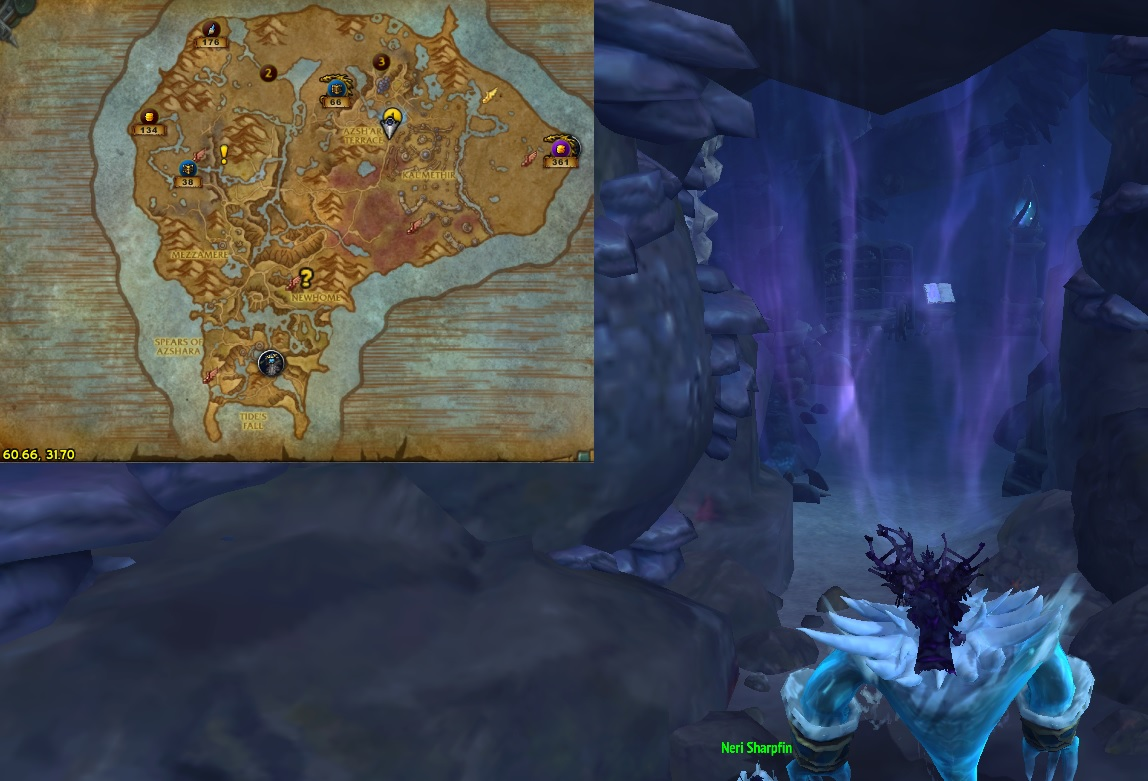 Nazjatar Zone Guide - World of Warcraft - Icy Veins