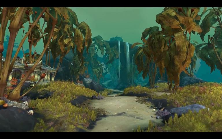 Nazjatar Zone Guide - World of Warcraft - Icy Veins