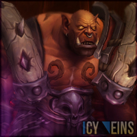 Boss Icon - Garrosh Hellscream