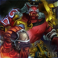 Boss Icon - Iron Qon
