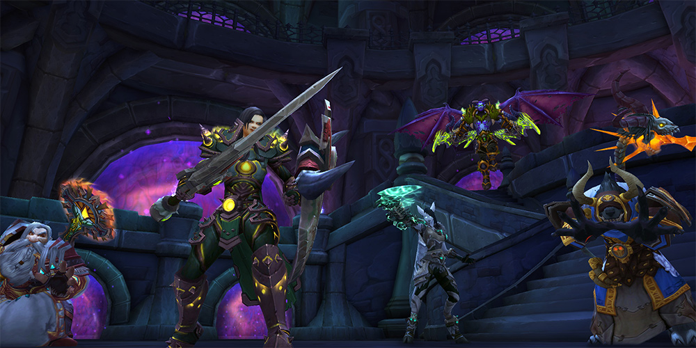Shadowlands Mythic Season 1 Guide World Of Warcraft Icy Veins