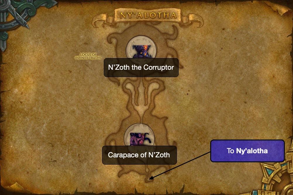 Ny U0026 39 Alotha  The Waking City Raid Guides  Bfa 8 3  - World Of Warcraft