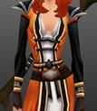 Consortium Combatant's Robes