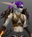 Brown Demon Hunter I