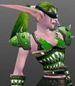 Green Demon Hunter I
