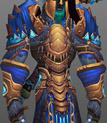 Northrend Blue Cloth
