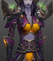 Dark Sunwell Cloth
