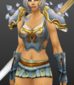 Truesilver Breastplate Set