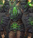 Green Worldbreaker Recolour