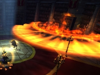 Scarlet Halls - Flameweaver Koegler - Book Burner