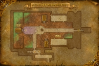 Scarlet Monastery - Map - Forlorn Cloisters