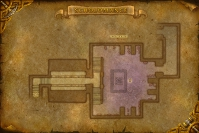 Scholomance - Map - The Reliquary