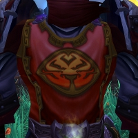 Shado-Pan - Tabard