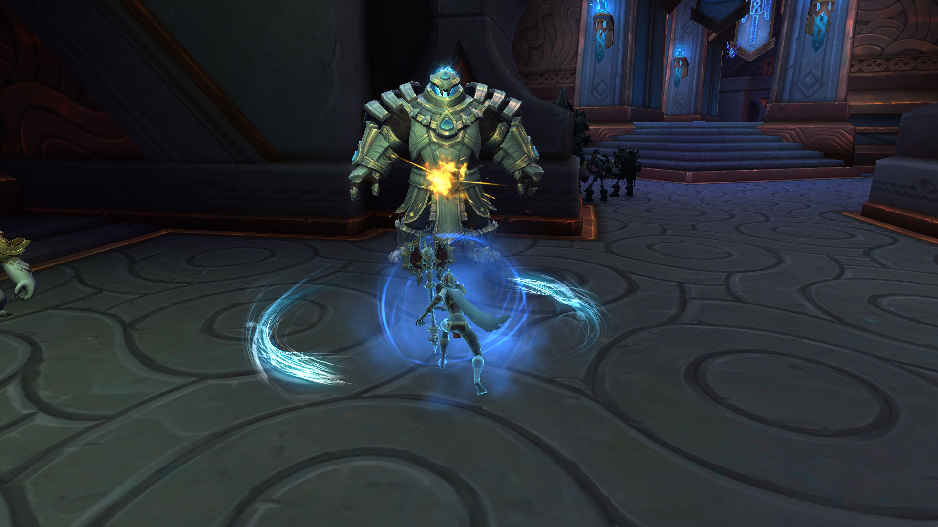 Paladin Covenant Abilities in Shadowlands - World of Warcraft - Icy Veins