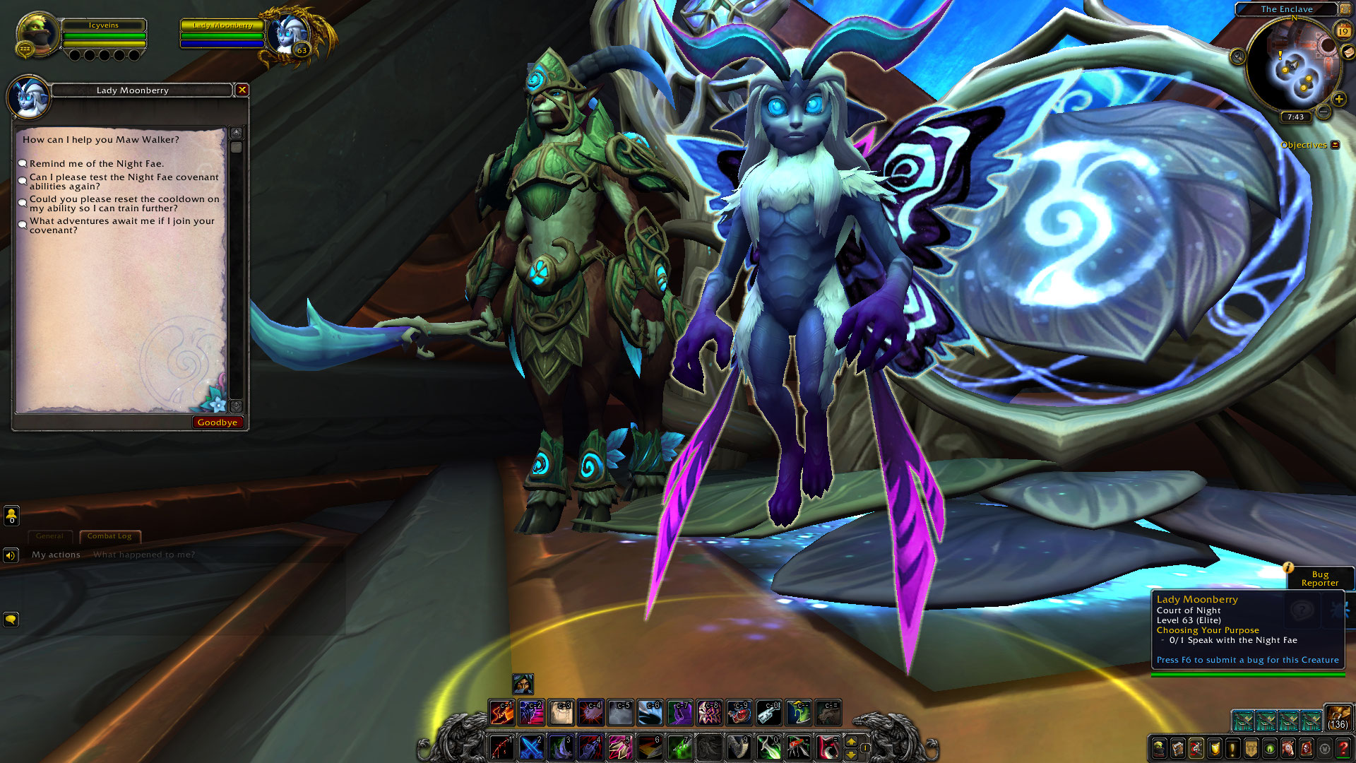 Complete Guide To Signature And Covenant Class Abilities In Shadowlands World Of Warcraft Icy Veins