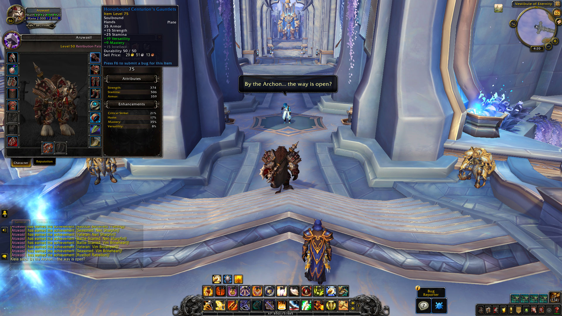 Shadowlands Leveling Changes After Level Squish World Of Warcraft Icy Veins