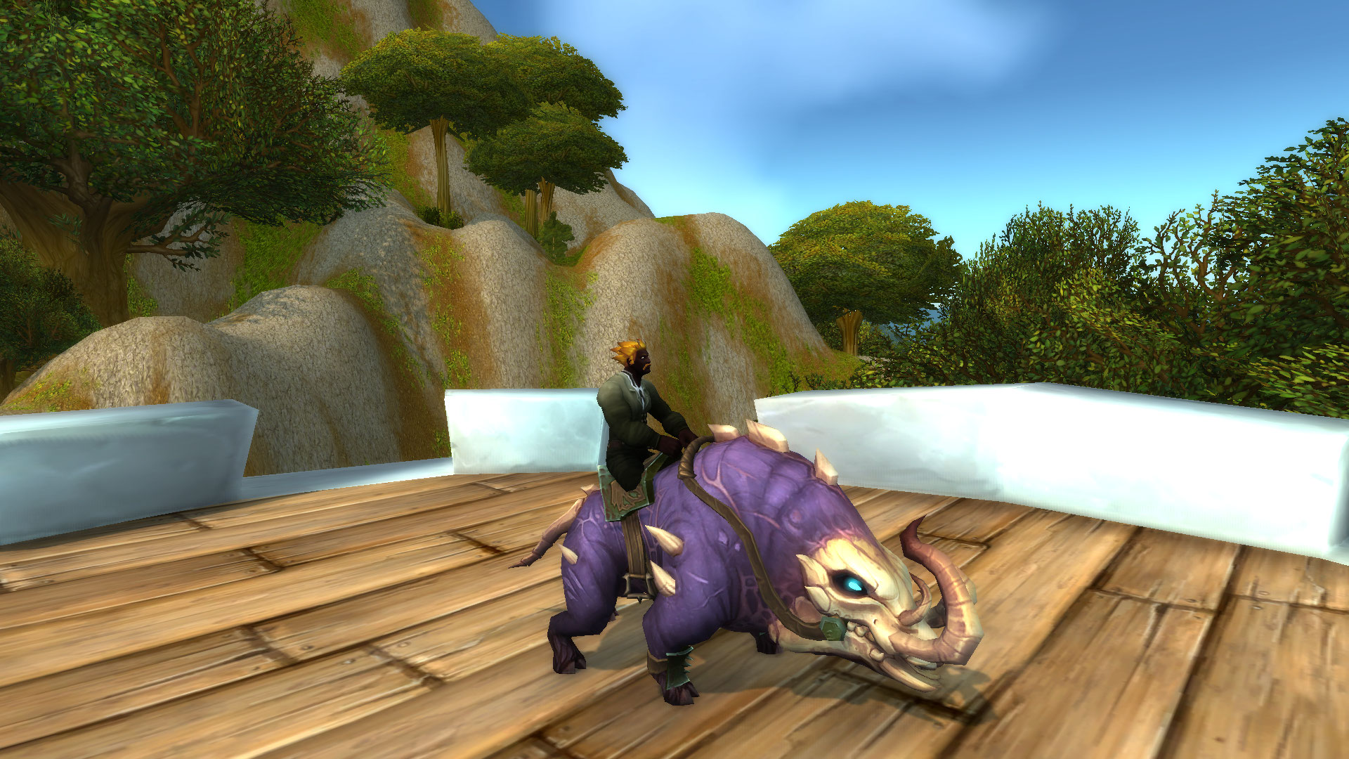 Lurid Bloodtusk Mount