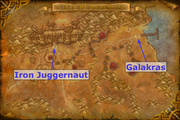 Siege of Orgrimmar - Map - Gates of Orgrimmar
