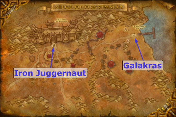 Siege Of Orgrimmar Raid Guides For World Of Warcraft Strategies