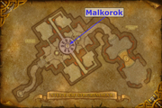 Siege of Orgrimmar - Map - Kor'Kron Barracks