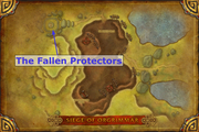 Siege of Orgrimmar - Map - Scarred Vale