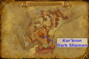 Siege of Orgrimmar - Map - The Valley of Strength