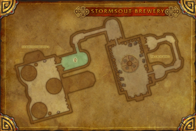 Stormstout Brewery Heroic Dungeon Guide (WoD 6 1 2) - World