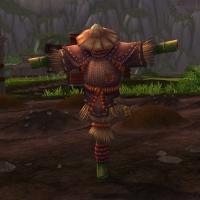 The Tillers - Pandaren Scarecrow