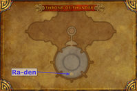 Throne of Thunder - Map - Hidden Cell
