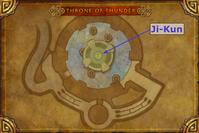 Throne of Thunder - Map - Roost of Ji-Kun