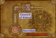 Throne of Thunder - Map - Royal Amphitheater