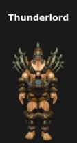 Thunderlord Armor