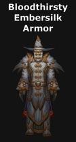 Bloodthirsty Embersilk Armor