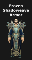 Frozen Shadoweave Armor