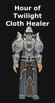 Hour of Twilight Cloth Healer Set