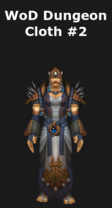 WoD Dungeon Cloth Set #2