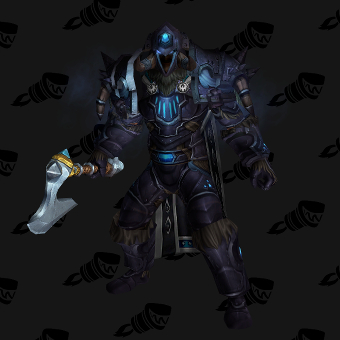 Death Knight Starting Blue Set