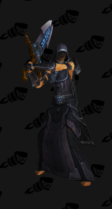 Death Knight Starting Green Female Set