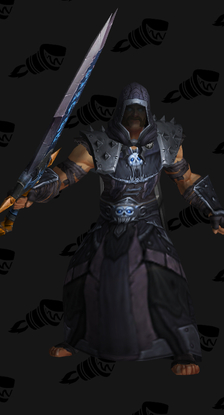 Death Knight Starting Green Male Set