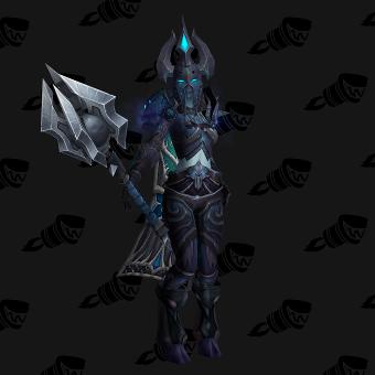 Death Knight PvE Tier 10.5 Female Set