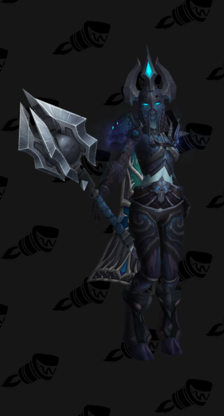 Death Knight PvE Tier 10.5 Female Set