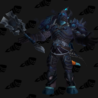 Death Knight PvE Tier 10.5 Male Set