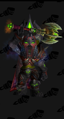 Death Knight PvE Tier 10.5H Female Set