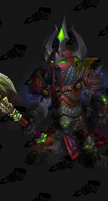 Death Knight PvE Tier 10.5H Male Set