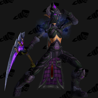 Death Knight PvE Tier 10 Female Set